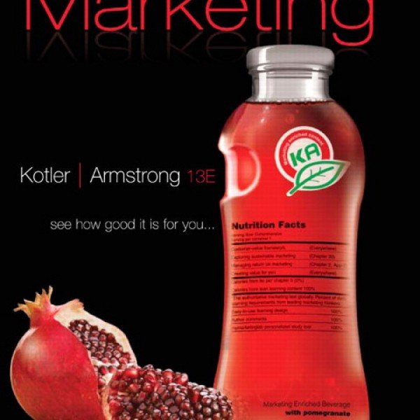 Test Bank for Principles Of Marketing 13/E by Kotler