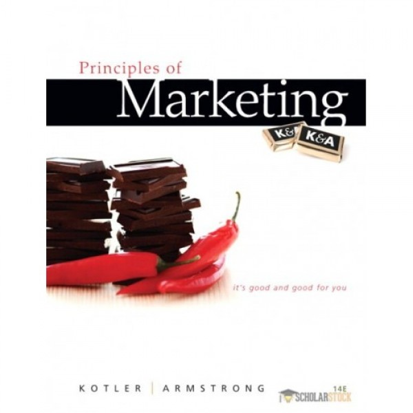 Test Bank for Principles Of Marketing 14/E by Kotler
