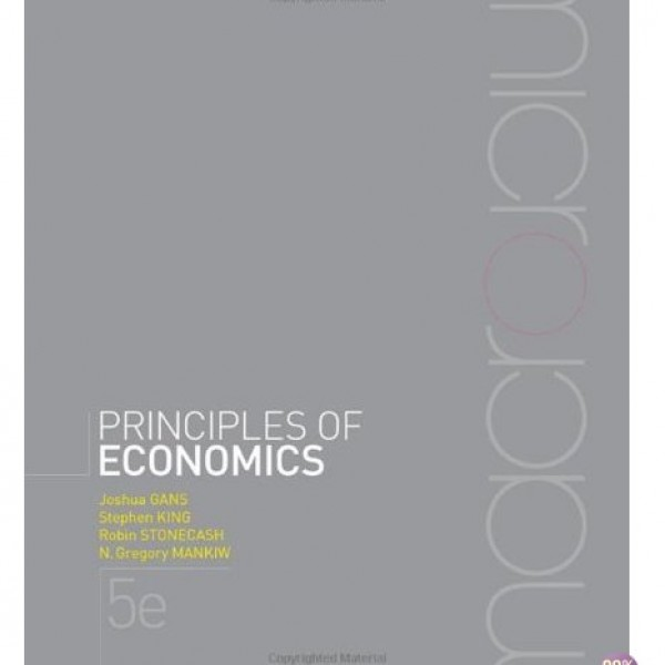 Test Bank for Principles Of Microeconomics 5/E by Gans