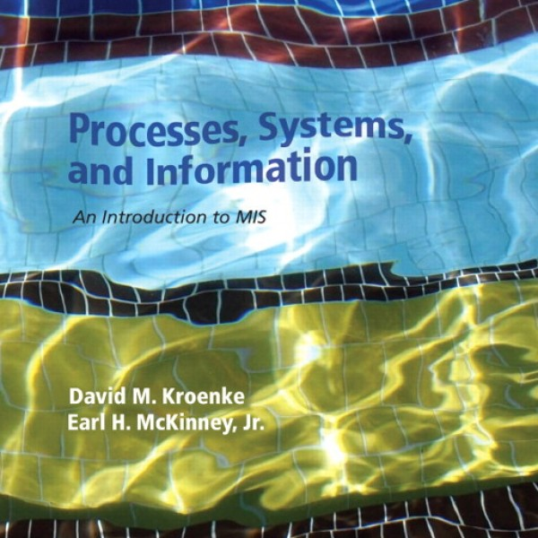 Test Bank for Processes Systems And Information An Introduction To MIS 1/E by Kroenke