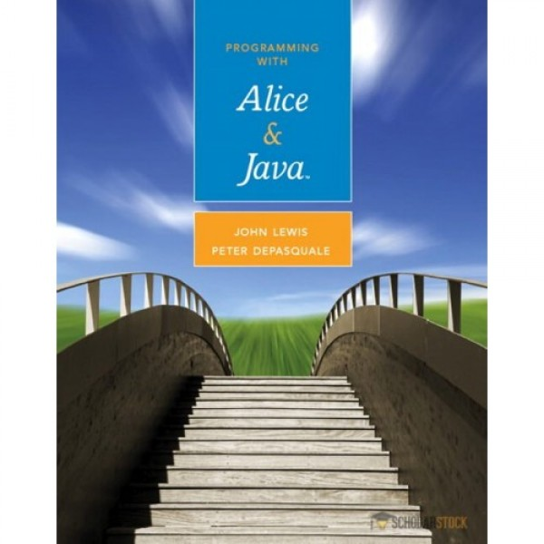 Test Bank for Programming With Alice And Java 1/E by Lewis