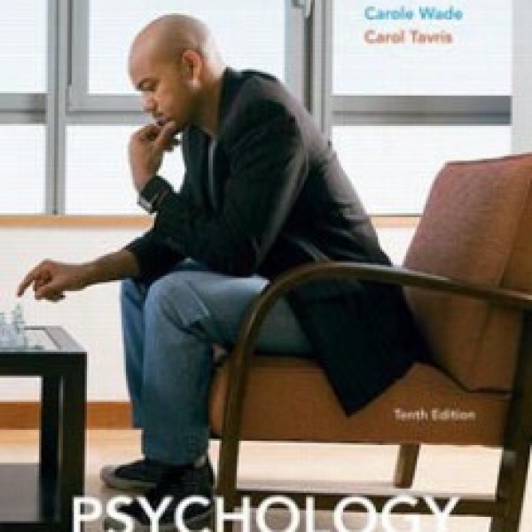 TestBank for Psychology 10/E by Wade