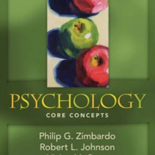 TestBank for Psychology Core Concepts 6/E by Zimbardo