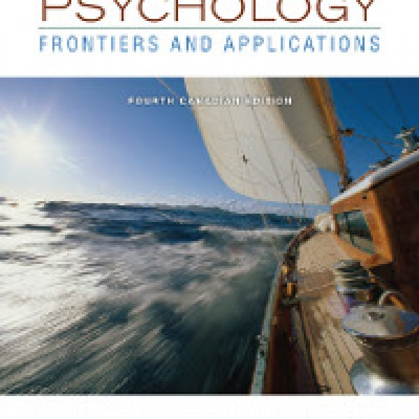 Test Bank for Psychology: Frontiers And Applications 4/E Cana by Passer