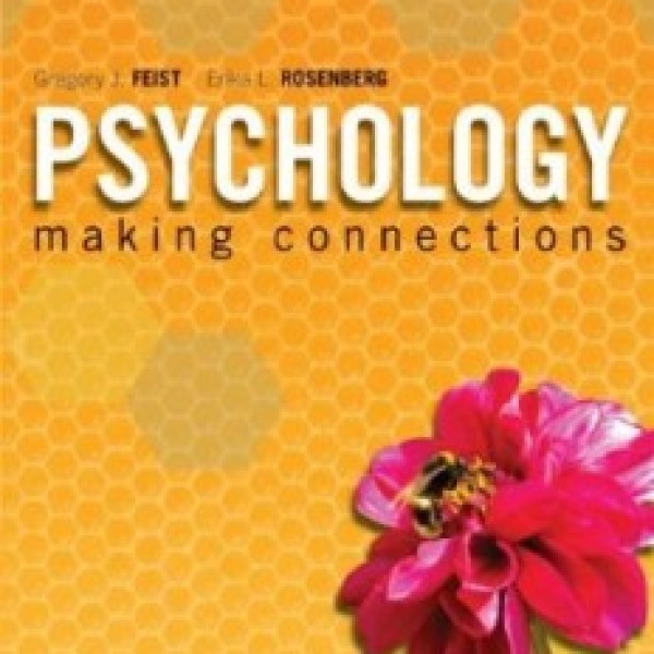 TestBank for Psychology Making Connections 1/E by Feist