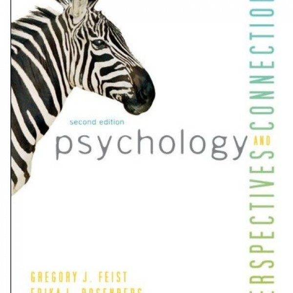 Test Bank for Psychology Perspectives And Connections 2/E by Feist