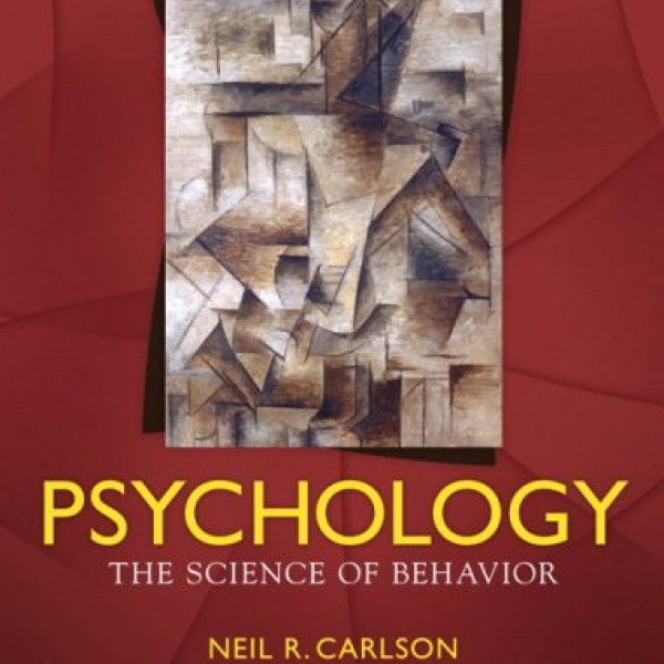 Solution Manual for Psychology The Science Of Behavior 7/E by Carlson