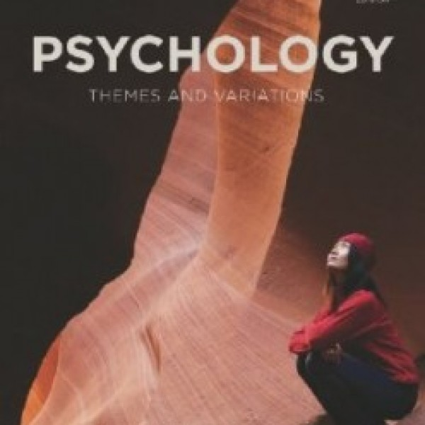 TestBank for Psychology Themes And Variations 3/E Canadian Edition by Weiten