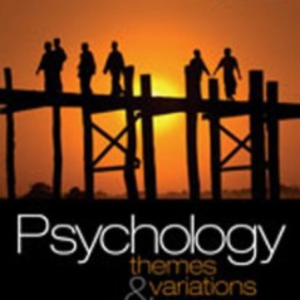 TestBank for Psychology Themes And Variations 8/E by Weiten