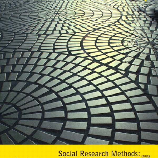 Test Bank for Social Research Methods: Qualitative And Quantitative Approaches 7/E by Neuman