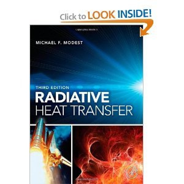 Solution Manual for Radiative Heat Transfer Modest 3/E by Modest