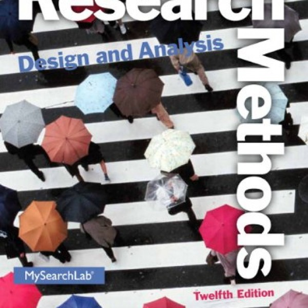 Solution Manual for Research Methods, Design, And Analysis 12/E by Christensen