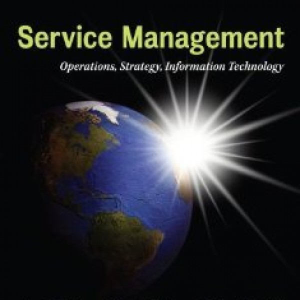 Solution Manual for Service Management Operations, Strategy Information Technology 8/E by Fitzsimmons