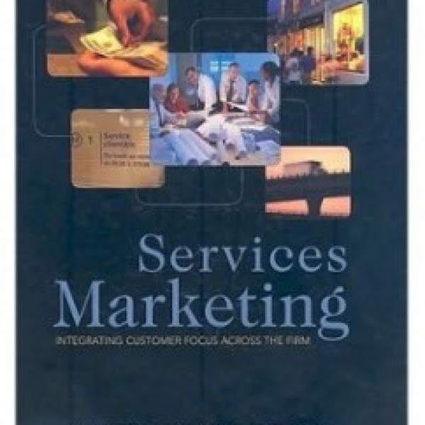 TestBank for Services Marketing 5/E by Zeithaml