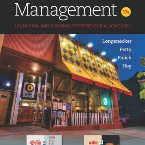 Solution manual for Small Business Management 17/E by Longenecker