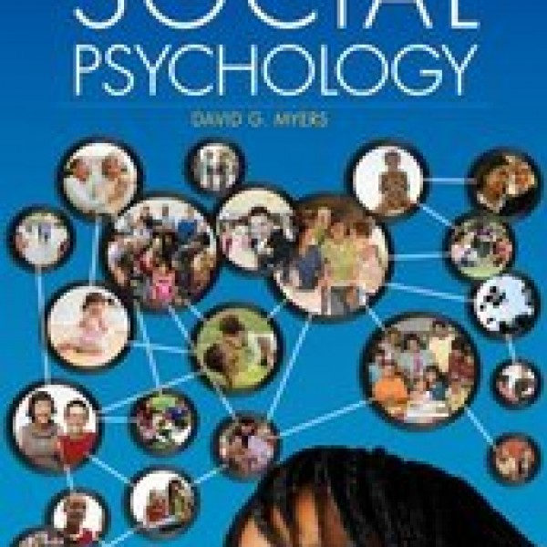 Test Bank for Social Psychology 11/E by Myers