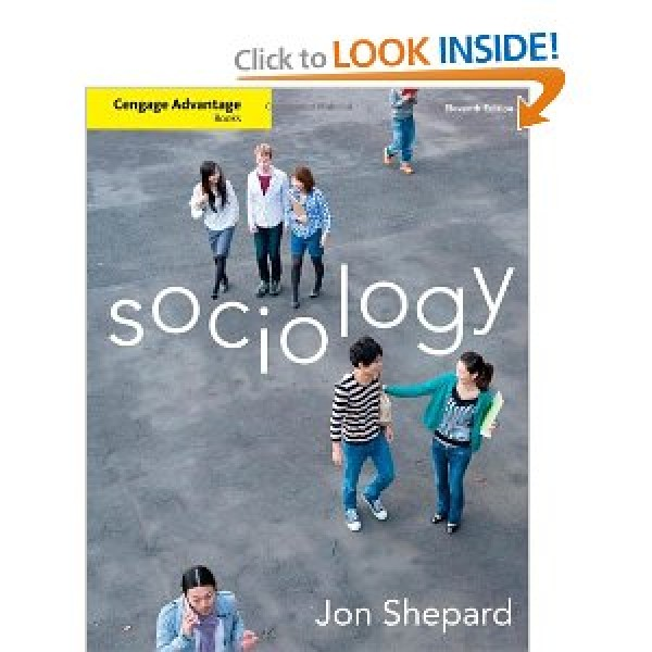 Test Bank for Sociology 11/E by Shepard