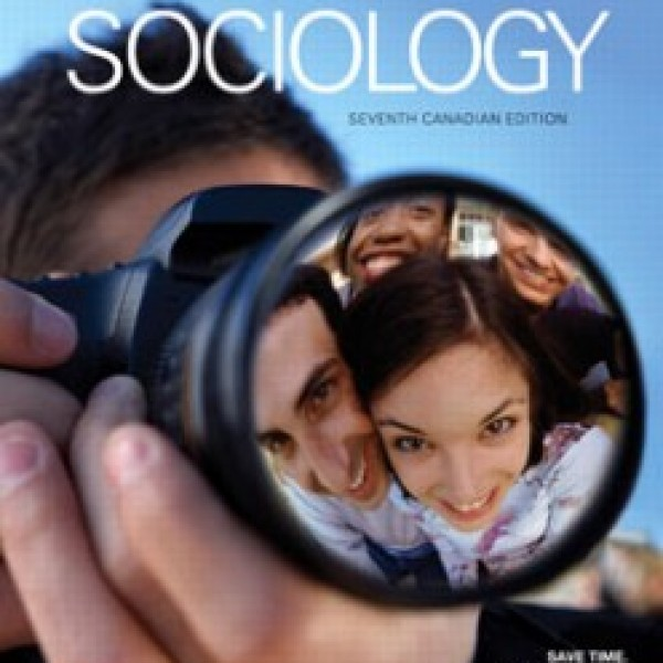 TestBank for Sociology 7/E Canadian Edition by Macionis