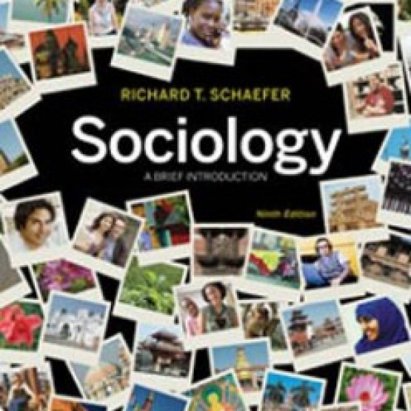 TestBank for Sociology A Brief Introduction 9/E by Schaefer