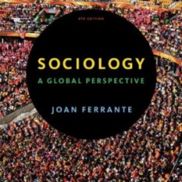 TestBank for Sociology A Global Perspective 8/E by Ferrante
