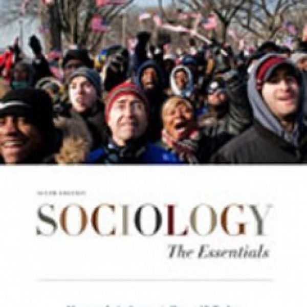 TestBank for Sociology The Essentials 6/E by Andersen