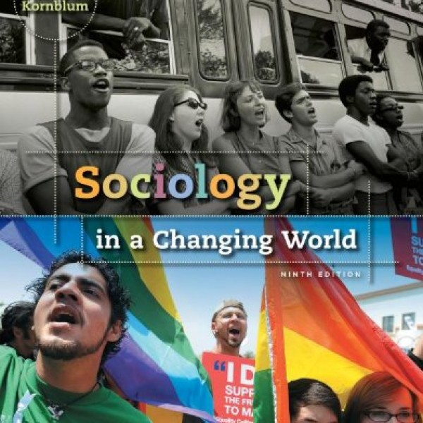 Solution Manual for Sociology In A Changing World 9/E by Kornblum