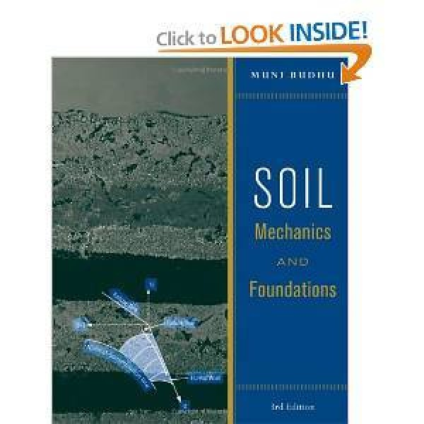 Solution Manual for Soil Mechanics And Foundations 3/E by Budhu