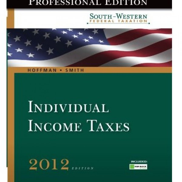 Solution Manual for South Western Federal Taxation 2012 Individual Income Taxes 35/E by Hoffman
