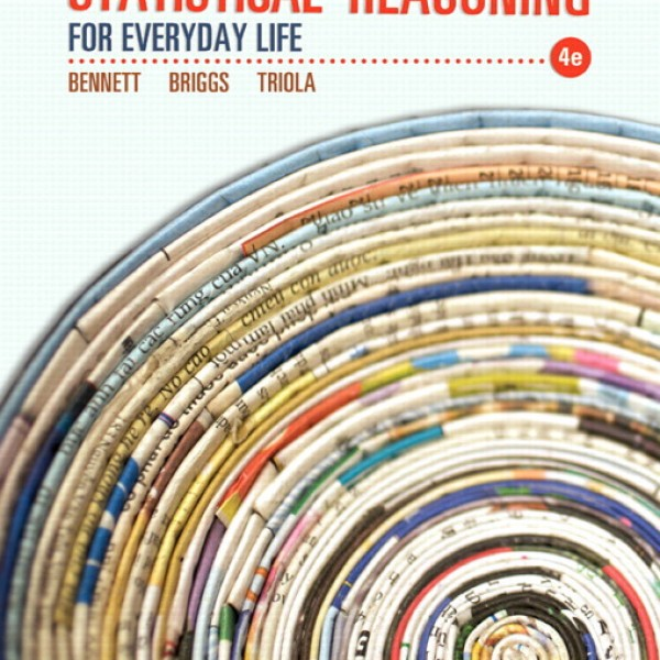 Test bank for Statistical Reasoning For Everyday Life 4/E by Bennett