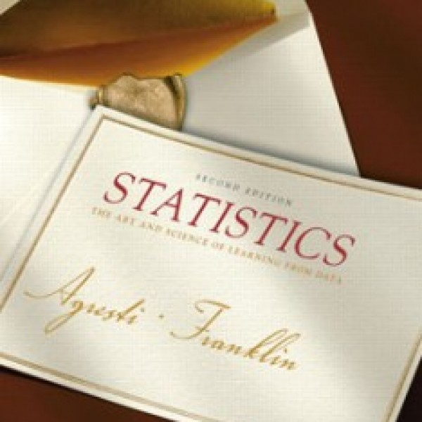 Test Bank for Statistics The Art And Science Of Learning From Data 2/E by Agresti