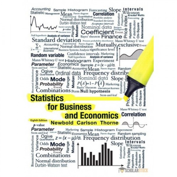 Test Bank for Statistics For Business And Economics 8/E by Newbold