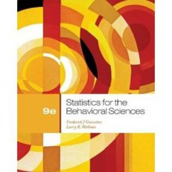 Test Bank for Statistics For The Behavioral Sciences 9/E by Wallnau