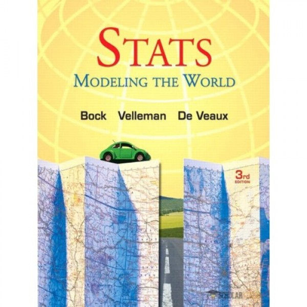 Test Bank for Stats Modeling The World 3/E by Bock