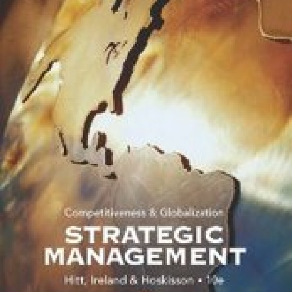 TestBank for Strategic Management Concepts Competitiveness And Globalization 10/E by Hitt