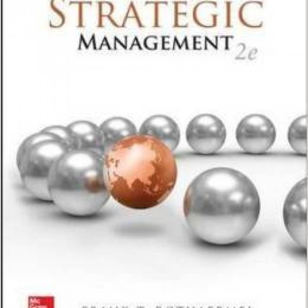 Test bank for Strategic Management Concepts And Cases 2/E by Rothaermel