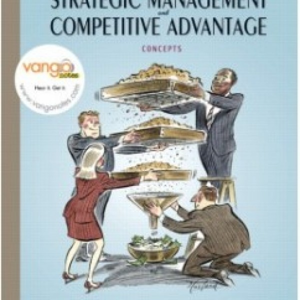TestBank for Strategic Management And Competitive Advantage 2/E by Barney