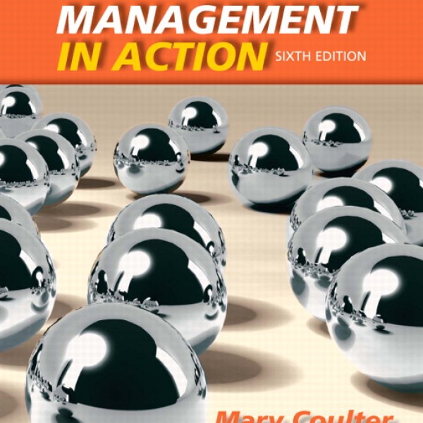 Test Bank for Strategic Management In Action 6/E by Coulter