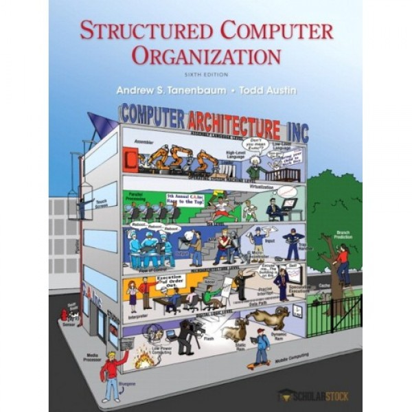 Solution Manual for Structured Computer Organization 6/E by Tanenbaum