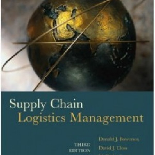 Test Bank for Supply Chain Logistics Management 3/E by Bowersox