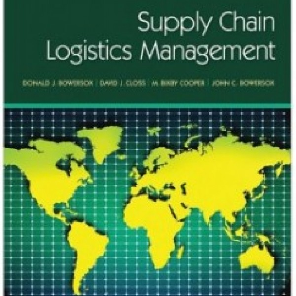 Test Bank for Supply Chain Logistics Management 4/E by Bowersox