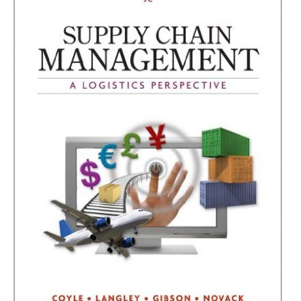 Test Bank for Supply Chain Management 9/E by Coyle