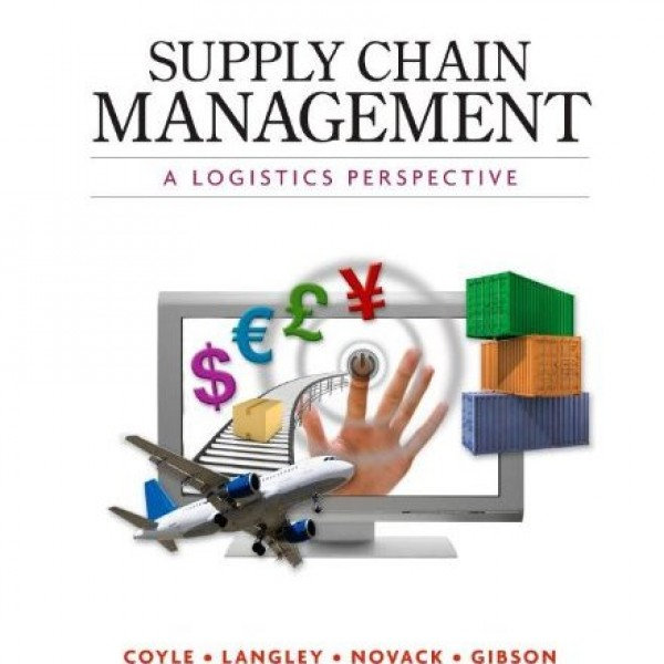 Solution Manual for Supply Chain Management 9/E by Coyle