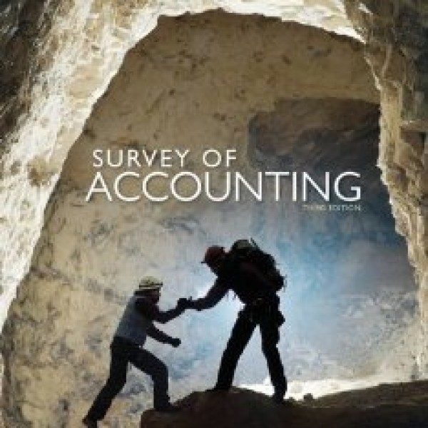 Solution Manual for Survey Of Accounting 3/E by Edmonds