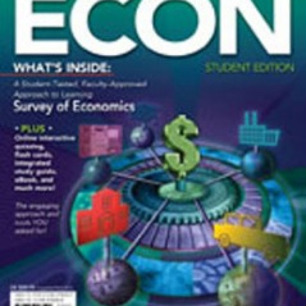 Test Bank for Survey of ECON 1/E by Sexton