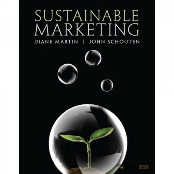 Test Bank for Sustainable Marketing 1/E by Martin