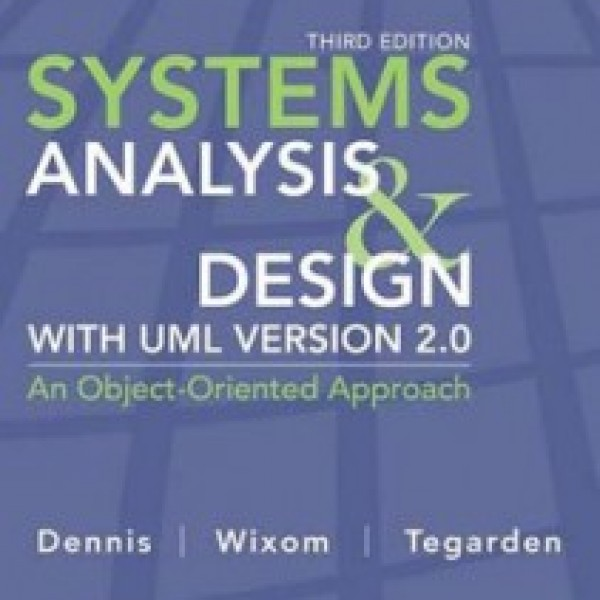 Test Bank for Systems Analysis And Design 3/E by Dennis