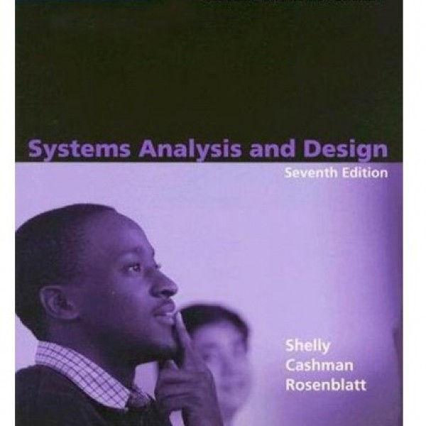Test Bank for Systems Analysis And Design 7/E by Shelly