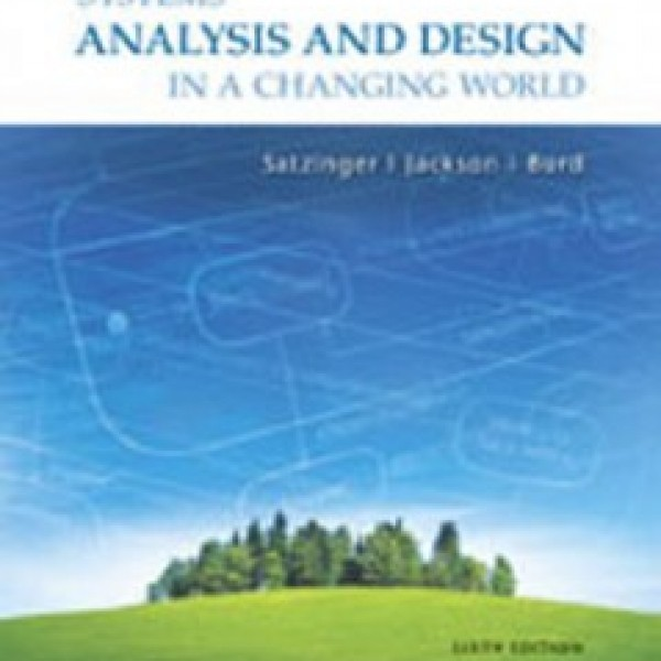 Test Bank for Systems Analysis And Design In A Changing World 6/E by Satzinger