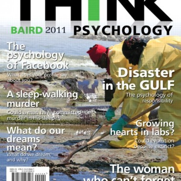 Solution Manual for THINK Psychology 2/E by Baird