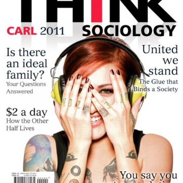Solution Manual for THINK Sociology 2/E by Carl